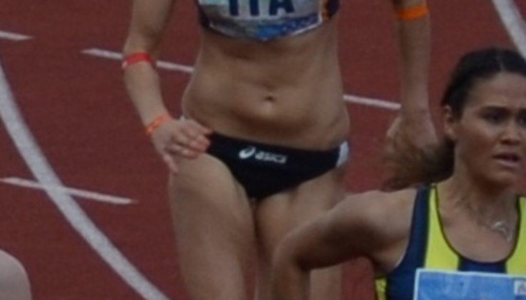 Elena Zermiglian sui 200