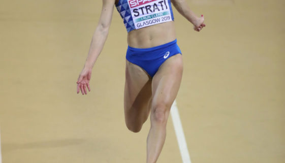 Campionati Europei indoor di Glasgow