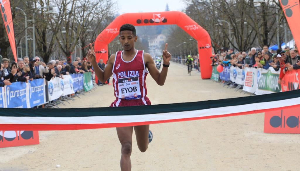 Stravi10km 2019, Faniel, foto Saccardo AV Run