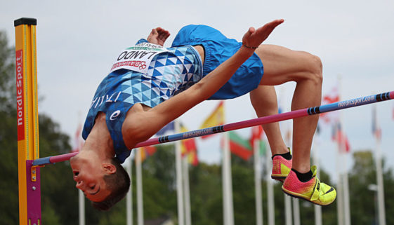 Campionati Europei under 20 , European athletics U20
