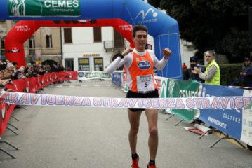Arrivo Stefano Furlani - Foto Silvano Saccardo