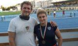 Diletta-Fortuna-bronzo-nel-disco-con-il-padre-Diego