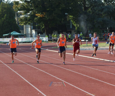 100 metri allievi Atl-eticamente